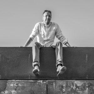 Benoît Gillet, membre de l'équipe Les Archineurs