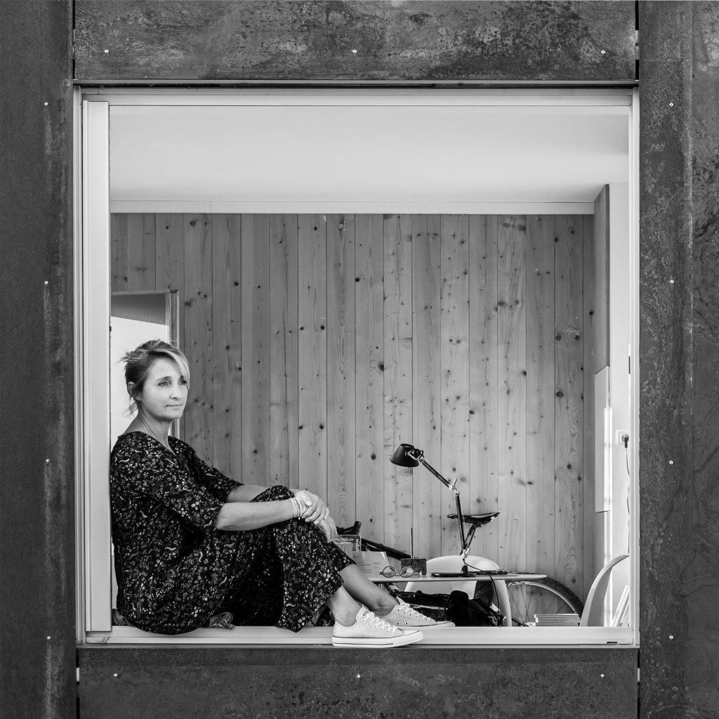 Frédérique Damon-Gillet, membre de l'équipe Les Archineurs